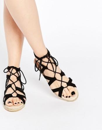 Đột phá mới với những thiết kế giầy Sandal mùa hè 2017
