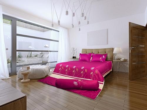 Cách lựa chọn chăn ga gối sông hồng khuyến mại cho mùa cưới